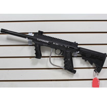 Tippmann 98 Custom PS Ultra Basic Paintball Gun w/ Stock(1600416) *Used