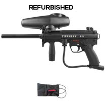 Tippmann A-5 E-Grip Paintball Marker W/ Selector Switch Refurbished