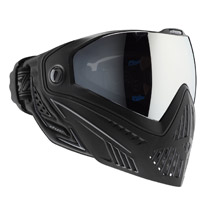 Dye I5 Thermal Paintball Goggles Onyx Black