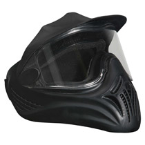 Empire Helix Single Paintball Goggles - Black