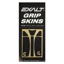 Exalt Empire Axe/Mini Grip Skins Black