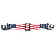 Exalt Empire E-Flex Helix Goggle Strap Country USA