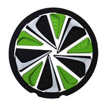 Exalt Fast Feed for Dye Rotor Black Lime White