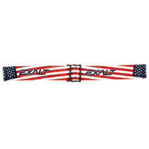 Exalt JT Goggle Strap Country USA