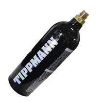 Tippmann 20 oz. Aluminum Co2 Tank for Paintball