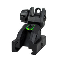 Valken Folding Rear Sight Black/Neon