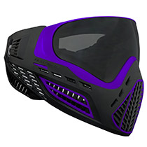 Virtue VIO Ascend Thermal Paintball Goggle Purple Black