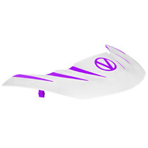Virtue VIO Stealth Visor Purple White