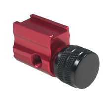 Bob Long On/Off Rail Mount Red