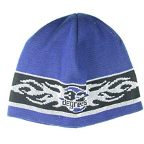 32 Degrees Knit Beanie Hat Blue