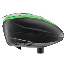 Dye LT-R Paintball Loader Black Lime