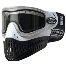 Empire E-Flex Thermal Paintball Mask White