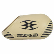 Empire Tank Cover Tan Black 68ci