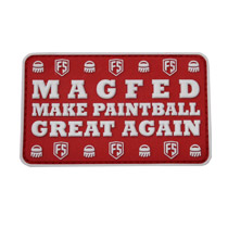 First Strike Magfed Make Paintball Great Again Patch