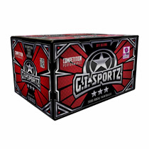 GI Sports 3 Star Paintballs 2000 Rounds