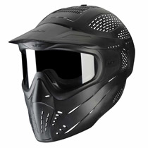 JT Premise Headshield Paintball Goggles Black
