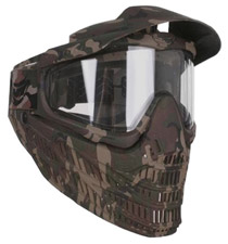 JT Flex 8 Thermal Paintball Goggles Camo