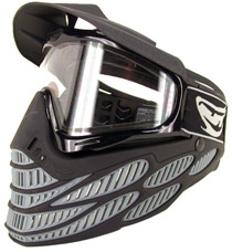 JT Flex 8 Thermal Lens Paintball Goggle Gray Refurbished