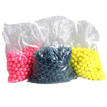 Paintballs 1500 Rounds - Colors will vary