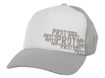 Proto Trucker Repeat Hat Gray