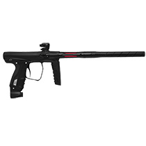 SP Shocker XLS Paintball Marker Black Dust