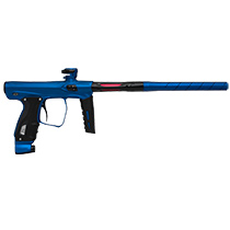 SP Shocker XLS Paintball Marker Blue Dust