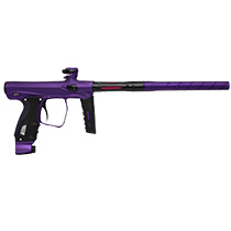 SP Shocker XLS Paintball Marker Purple Dust