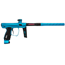 SP Shocker XLS Paintball Marker Teal Dust