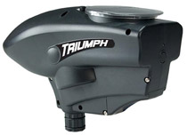 Tippmann SSL200 Paintball Loader Black