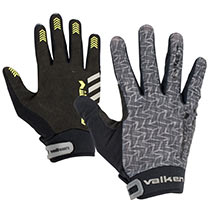 Valken Phantom Agility Paintball Gloves Grey/Black