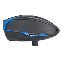 Valken VSL Paintball Loader Black Blue