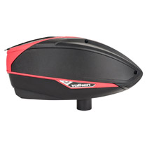 Valken VSL Paintball Loader Black Red