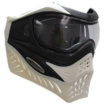 VForce Grill Paintball Mask Thermal White