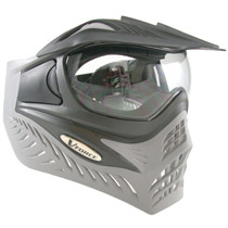 VForce Grill Paintball Mask Thermal Charcoal