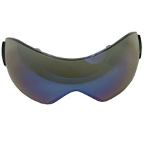 V-Force Grill Goggle Lens Blue Mirror