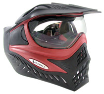 VForce Grill Paintball Goggle Reverse Red