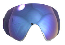 V Force Shield/Morph/Profiler Lens Blue Mirror