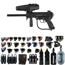 Tippmann A-5 Paintball Marker W/ Selector Switch - Black Friday Special 2019