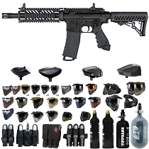 Tippmann TMC Mag Fed Paintball Marker Black- Black Friday Special 2019
