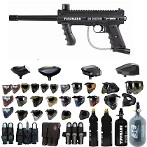Tippmann 98 Custom Platinum Series Ultra Basic Paintball Marker - Black Friday Special 2019