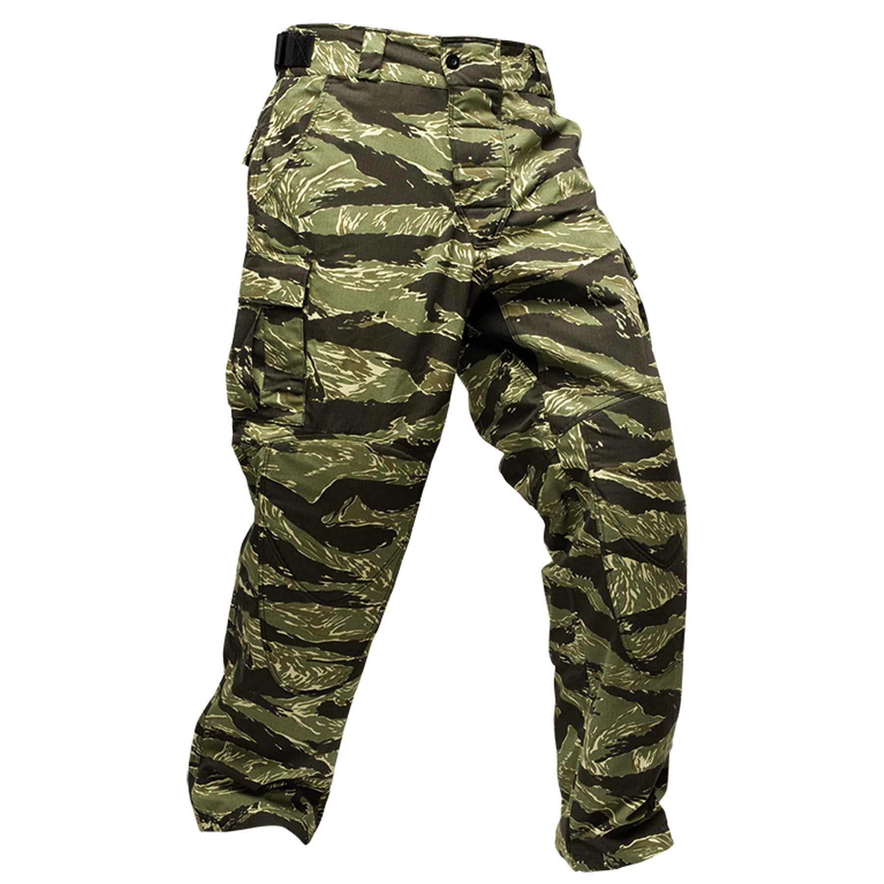 Valken Tactical Sierra Combat Pants Tiger Stripe a1bfcaef8f9