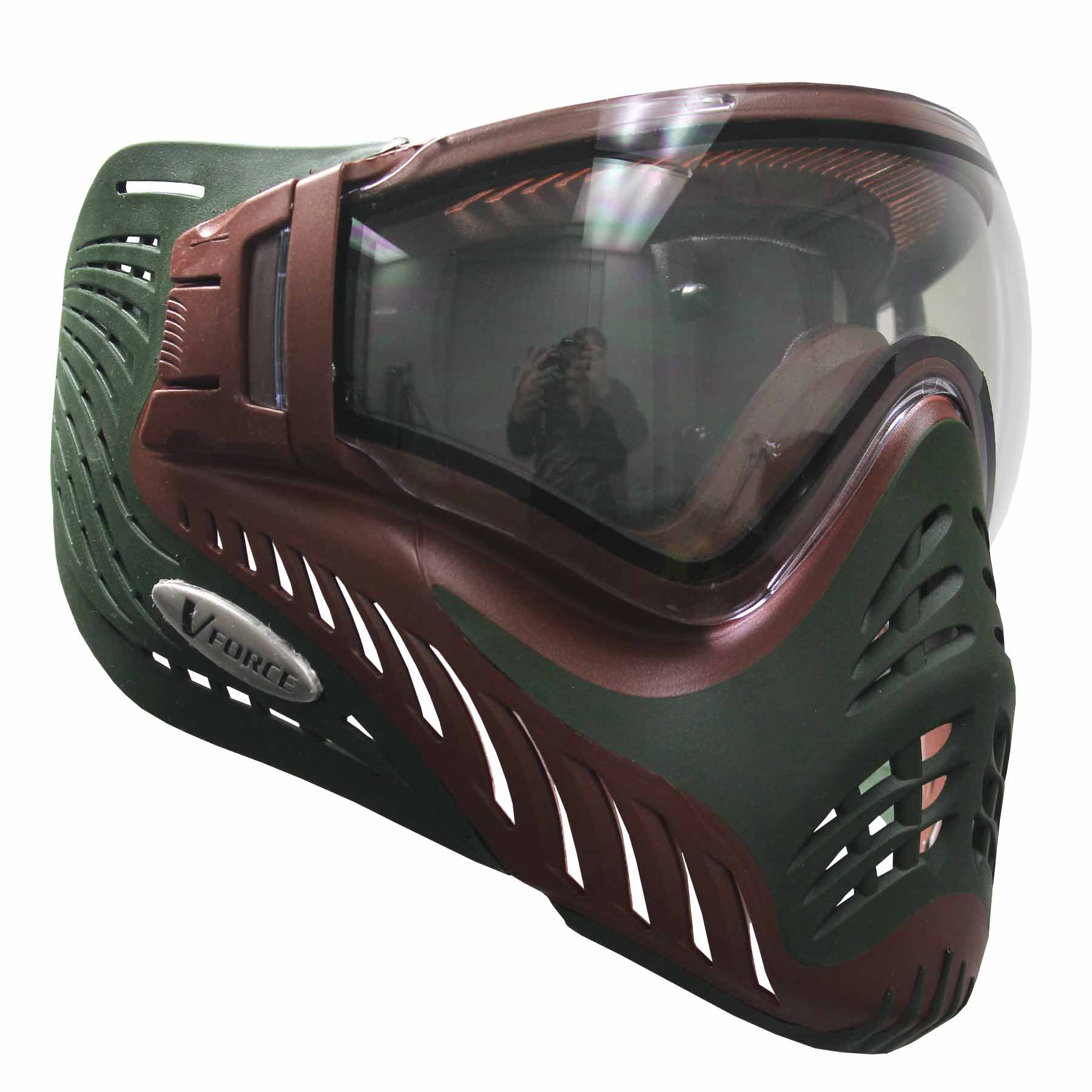 VForce Profiler Paintball Mask Thermal LE Terrain