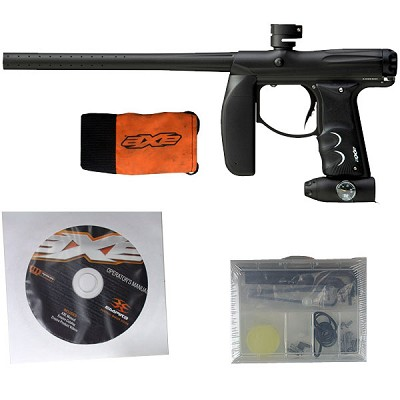 Empire Axe Paintball Gun - Black Dust