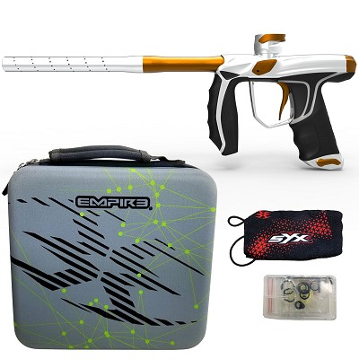 Empire SYX Paintball Marker Dust Silver/Dark Gold