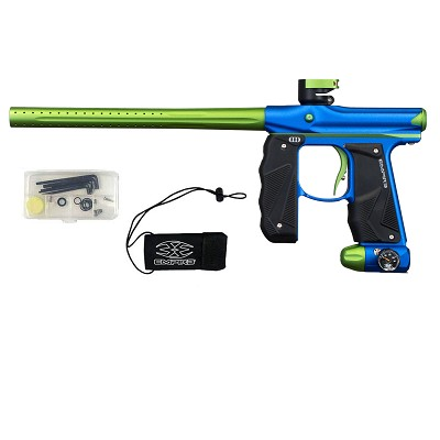 Empire Mini GS Paintball Marker Blue/Green Dust