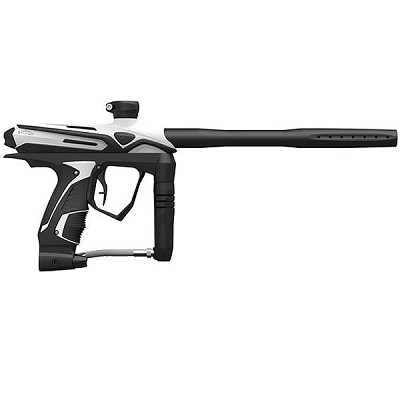 GOG eXTCy Paintball Gun With Blackheart Board - Rally White