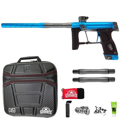 GI Sportz Stealth 160R Paintball Marker Blue Grey