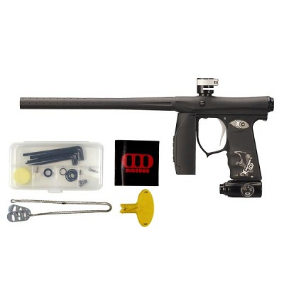 Empire Mini Paintball Gun Black Dust