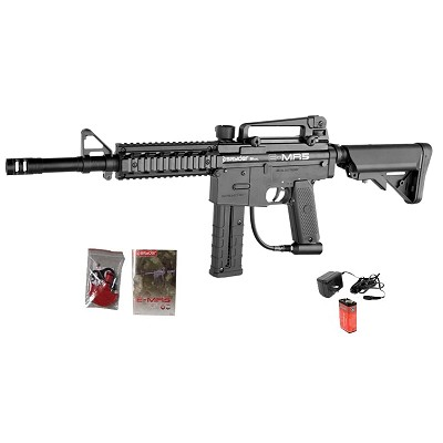 Kingman Spyder E-MR5 Paintball Marker - Diamond Black