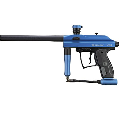 Spyder Xtra Paintball Marker Matte Blue
